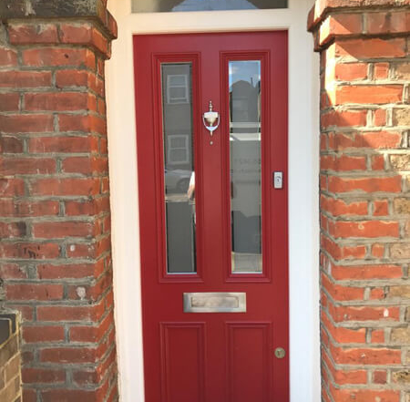 New front door guides - choosing the right timber for your doors