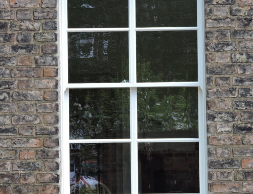When Should You Replace Old Sash Windows?