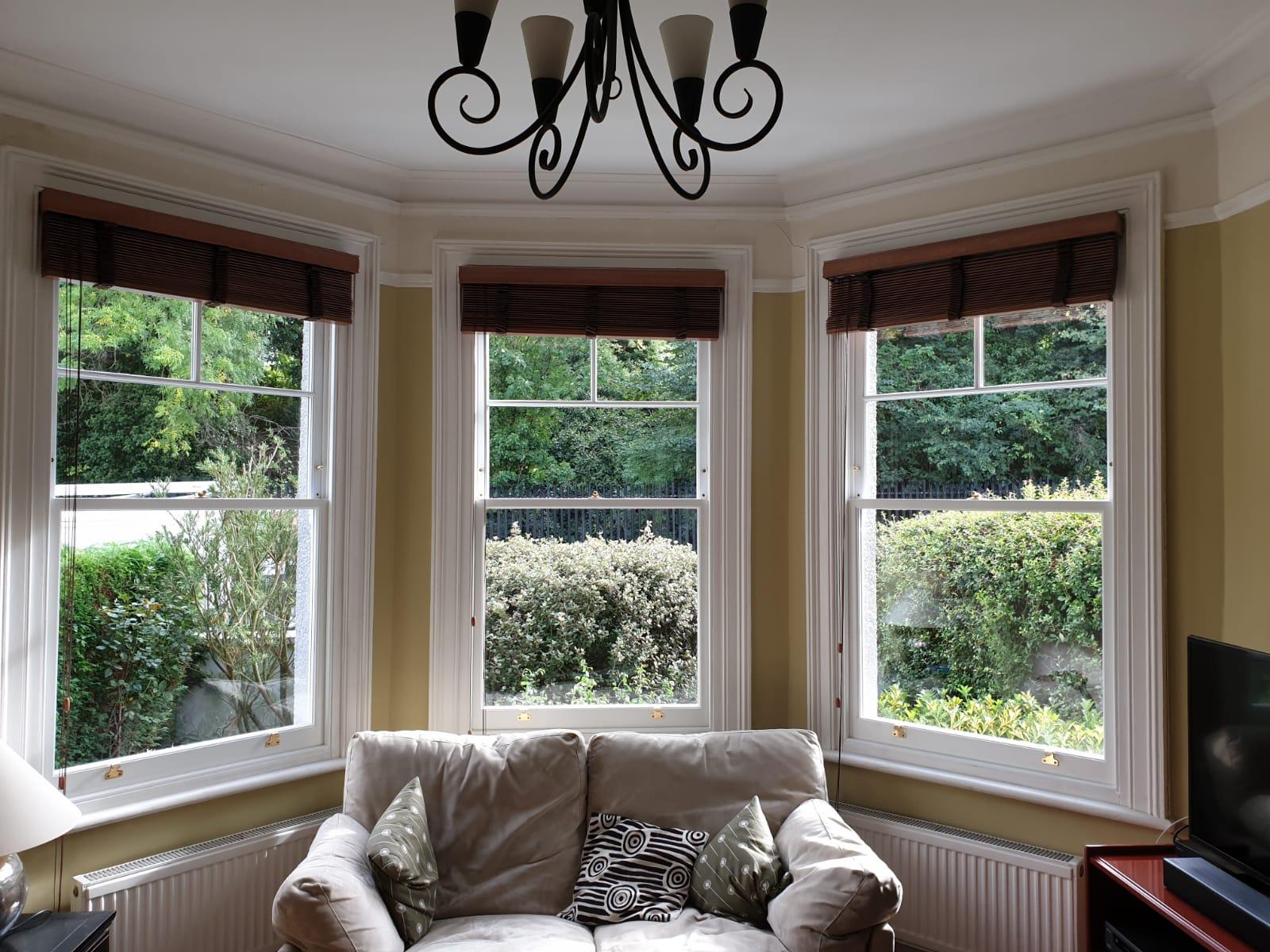 Sash window company Putney