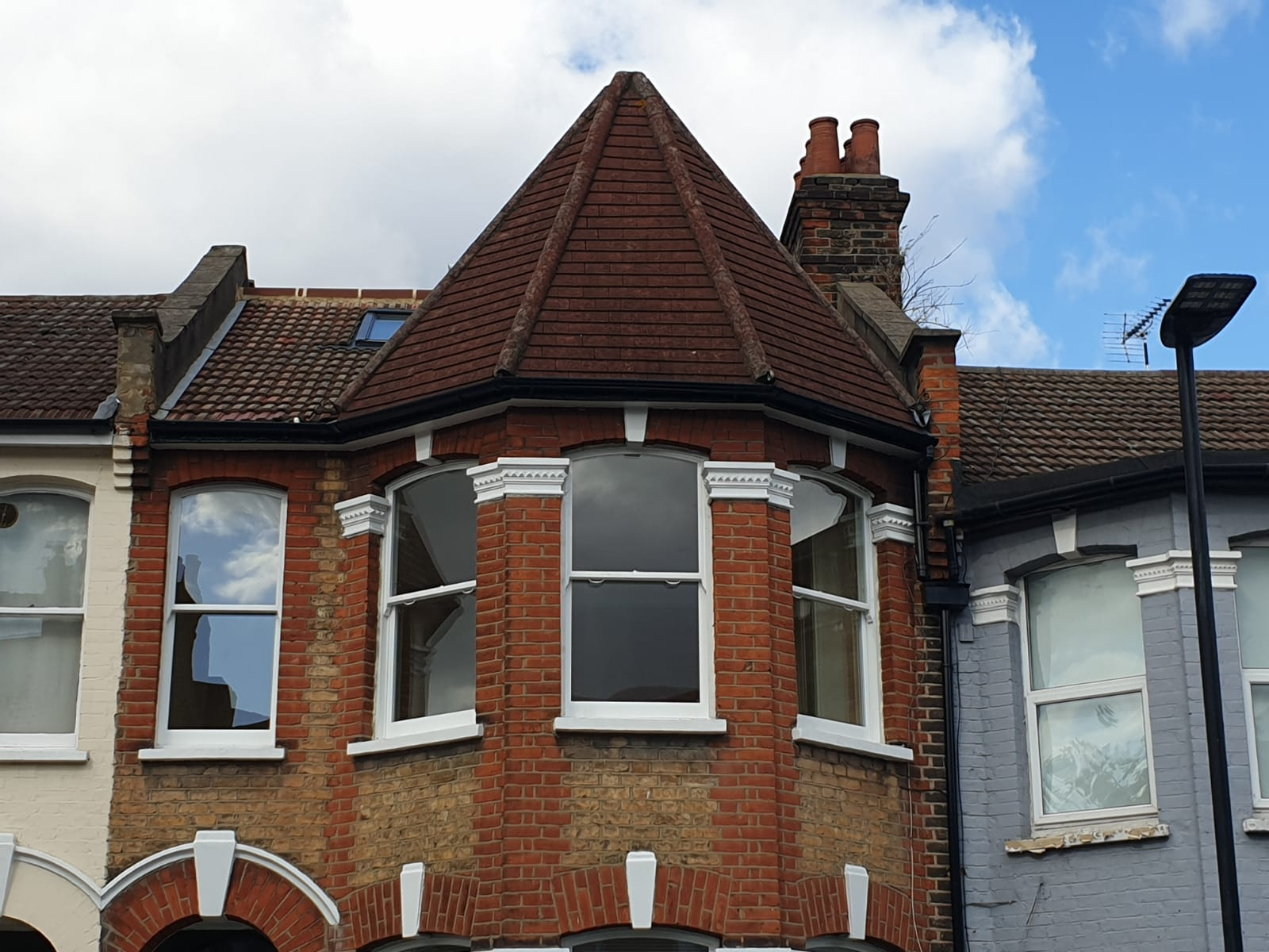 Sash window company Balham