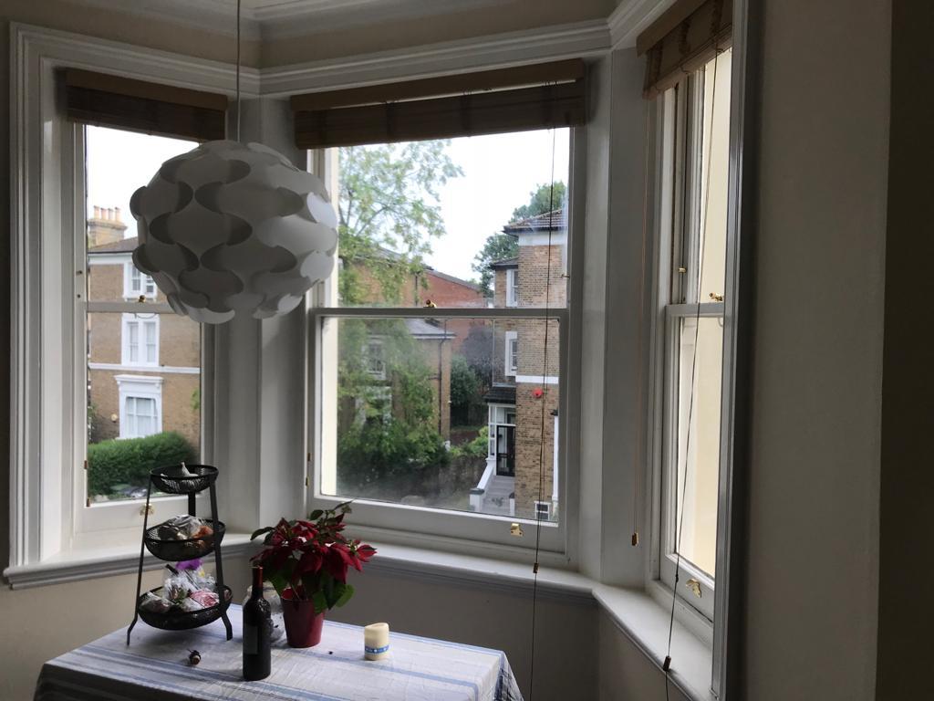Bespoke timber sash windows in Surrey